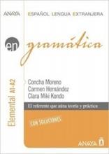 کتاب Gramatica. Nivel elemental A1-A2