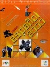 کتاب زبان Nuevo Espanol 2000 Elemental Student Book + CD رنگی