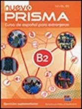 کتاب Nuevo Prisma B2-Libro de ejercicios Suplementarios