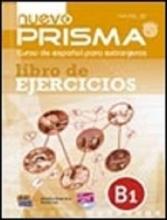 کتاب Nuevo Prisma B1-Libro de ejercicios Suplementarios
