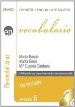 کتاب Vocabulario. Nivel Elemental A1-A2