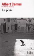 کتاب La peste