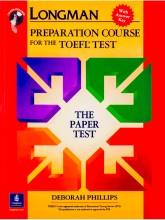 کتاب Longman PBT Preparation Course for the TOEFL Test The Paper Tests