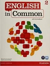 کتاب اینگلیش این کامون English in Common (2) SB+WB+CD