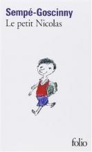 کتاب Le Petit Nicolas