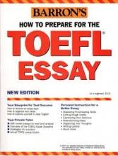 کتاب فلش کارت زبان How to Prepare for the TOEFL Essay Barrons