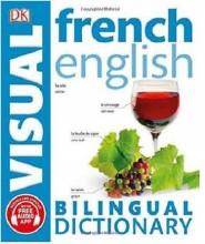 کتاب VISUAL (French-English) – Bilingual Dictionary