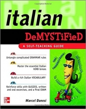 کتاب Italian Demystified: A Self Teaching Guide