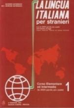 کتاب  La lingua italiana per stranieri 1