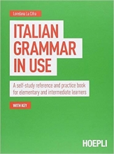 کتاب  Italian grammar in use