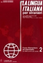 کتاب  La lingua italiana per stranieri 2