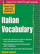 کتاب Practice Makes Perfect: Italian Vocabulary