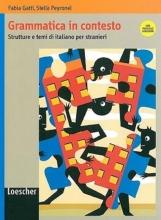کتاب ایتالیایی Grammatica in Contesto A1 B1