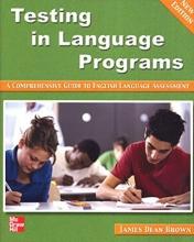 کتاب Testing in Language Programs New Edition