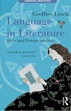 کتاب Language in Literature Style and Foregrounding