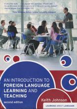 کتاب ان ایتراداکشن تو فوریگن لنگوییج لرنینگ اند تیچینگ ویرایش دوم An Introduction to Foreign Language Learning and Teaching 2nd