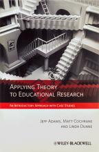 کتاب Applying Theory to Educational Research