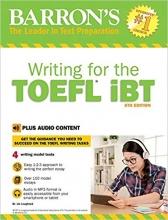 کتاب Barrons Writing for the TOEFL IBT 6th+CD