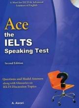 کتاب ACE The IELTS Speaking Test+CD