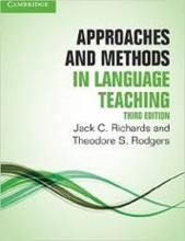کتاب Approaches And Methods In Language Teaching 3rd Edition
