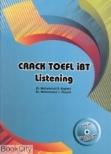 کتاب Crack Toefl iBT Listening + CD
