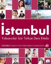 کتاب آموزشی ترکی استانبولی istanbul yabancılar için türkçe ders kitabı A1