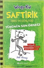 کتاب  (Saftirik Greg'in Gunlugu Turunun Son Ornegi (Turkish