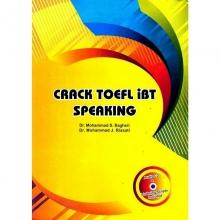 کتاب Crack toefl iBT Speaking + CD
