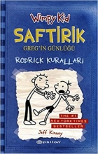 کتاب  (Saftirik Greg'in Gunlugu Rodrick Kurallari (Turkish