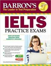 کتاب Barrons IELTS Practice Exams 3rd+CD