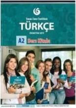 کتاب  turkce ogretim seti A2 ders kitabi + calisma kitabi