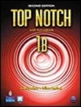 کتاب آموزشی تاپ ناچ ویرایش دوم Top Notch 1B+CD 2nd edition