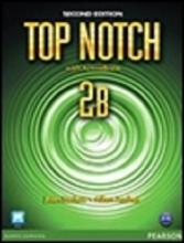 کتاب آموزشی تاپ ناچ ویرایش دوم Top Notch 2B+CD 2nd edition
