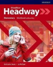 کتاب Headway (5th) Elementary--S.B+W.B & DVD تحریر