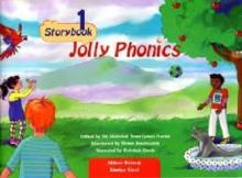Story Book (1) Jolly Phonics+CD – رزاقی