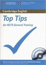کتاب Top Tips for IELTS General Training