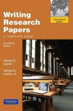 کتاب Writing Research Papers: A Complete Guide, 14th Edition