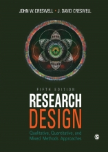 کتاب Research Design: Qualitative, Quantitative and Mixed Methods Approaches 5th Edition