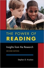 کتاب The Power of Reading: Insights from the Research, 2nd Edition