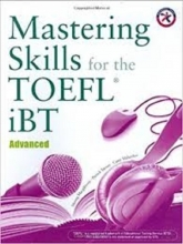 کتاب Mastering Skills for the TOEFL iBT: Advanced