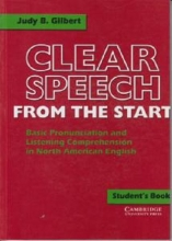 کتاب Clear Speech from the start
