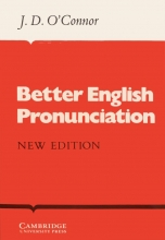 کتاب Better English Pronunciation New Edition