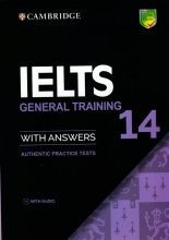 کتاب Cambridge IELTS 14 GENERAL