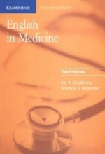 کتاب English in Medicine 3rd Edition