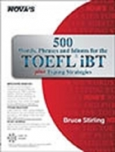 کتاب  NOVA: 500Words, Phrases, Idioms for the TOEFL iBT +cd
