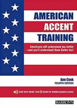 کتاب American Accent Training 4th Edition +CD