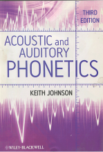 کتاب Acoustic and Auditory Phonetics 3rd Edition