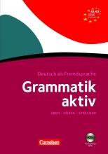 کتاب Deutsch Als Fremdsprache Grammatik Aktiv A1-B1