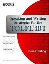 کتاب  NOVA: Speaking and Writing Strategies for the TOEFL iBT