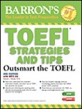 کتاب  TOEFL Strategies and Tips with MP3 CD, 2nd Edition